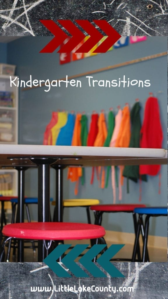 Back to School Week: Kindergarten Transitions {Guest Post}