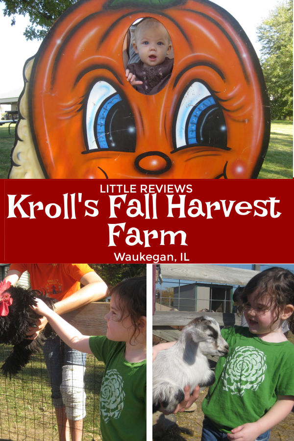 Little Reviews: Kroll\'s Fall Harvest Farm