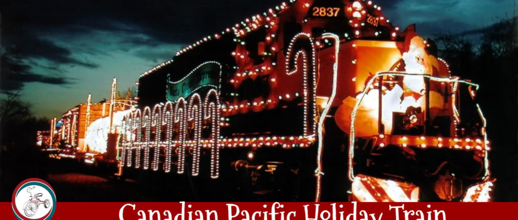 canadian pacific holiday train, gurnee