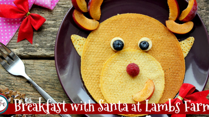 breakfast with santa at lambs farm