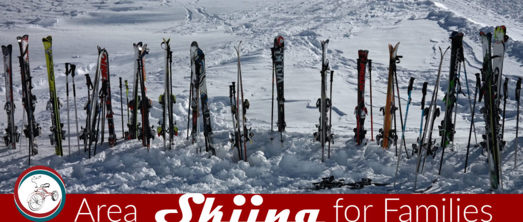 area skiing for families