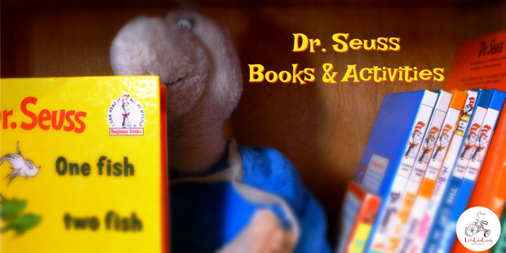 dr. seuss books and activities
