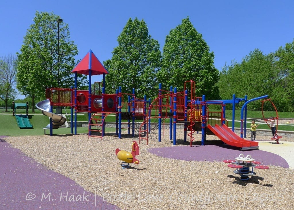 Betty Russeell Community Playground