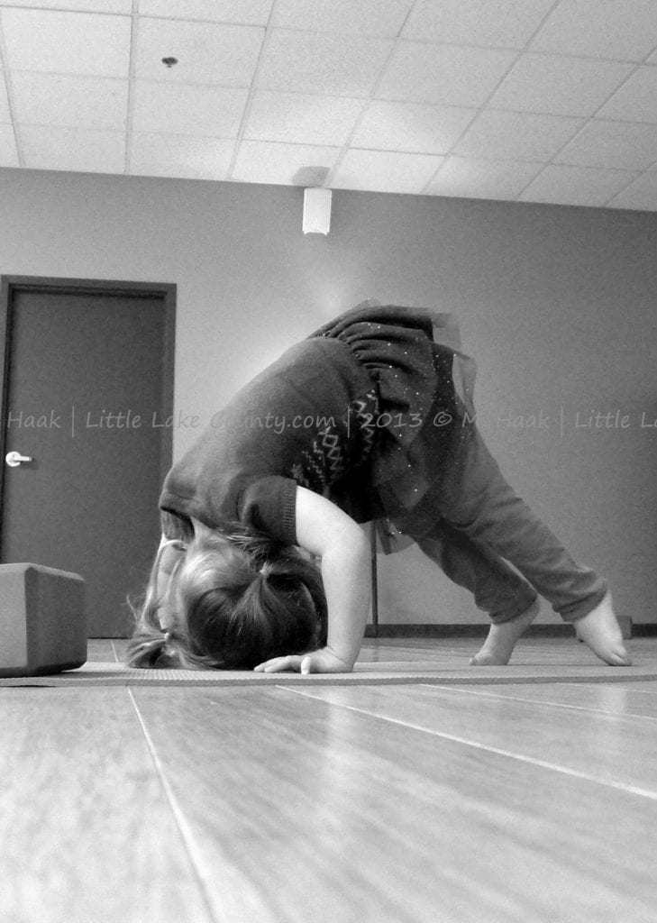 Child Yoga at Orinoco Fitness