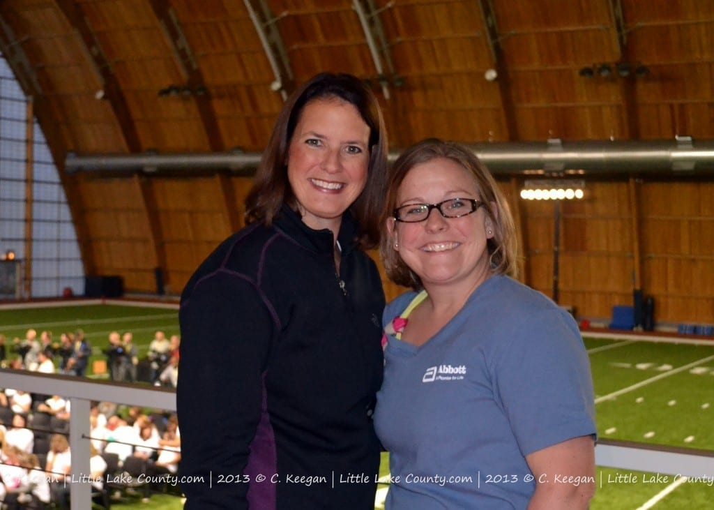 Chicago Bears Moms Football Safety Clinic