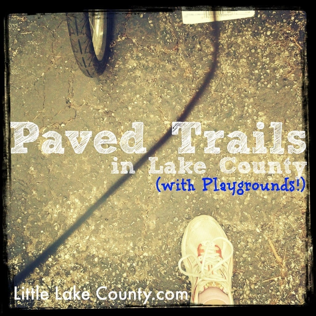 Paved Trails in Lake County