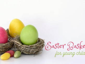 easter basket ideas for young children