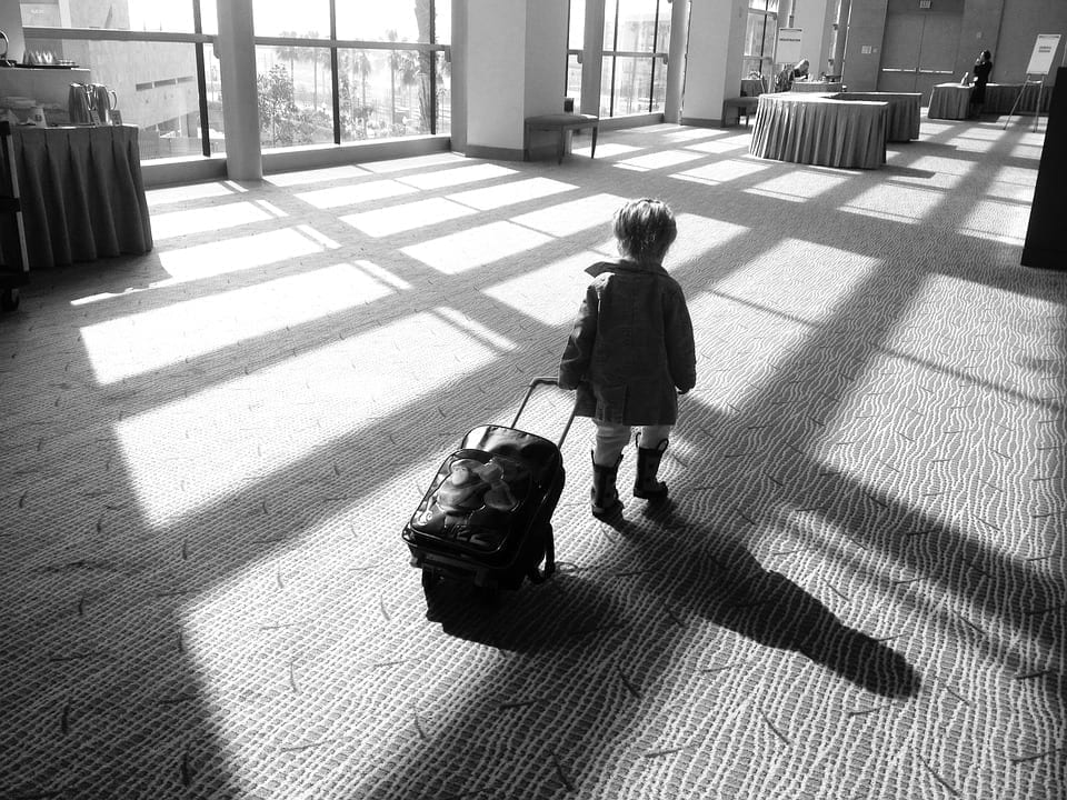 Child Luggage