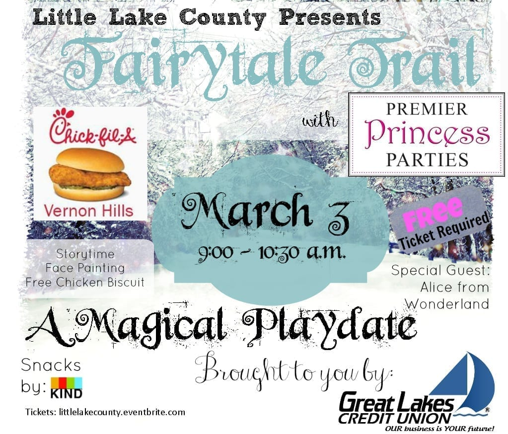 Fairytale TRail Event