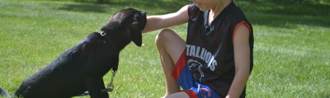 April 26 is National Kids and Pets Day ASPCA partnership