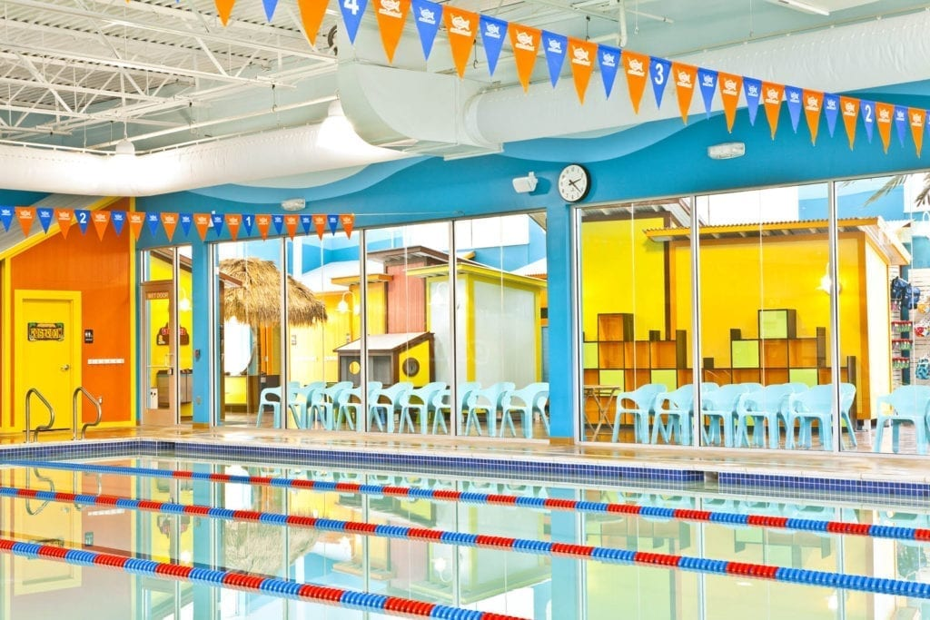 Goldfish Swim School Mundelien| LittleLakeCounty.com
