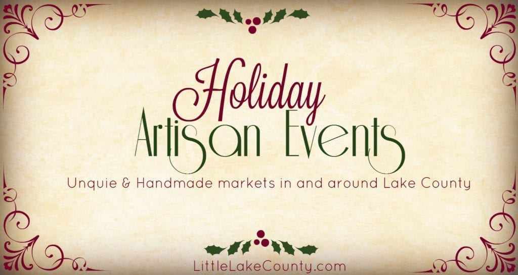 holiday artisan markets