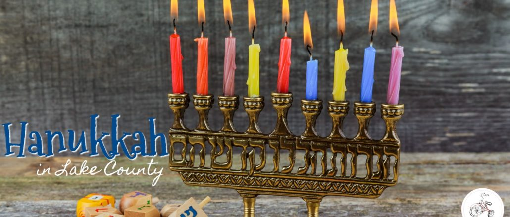 hanukkah in lake county