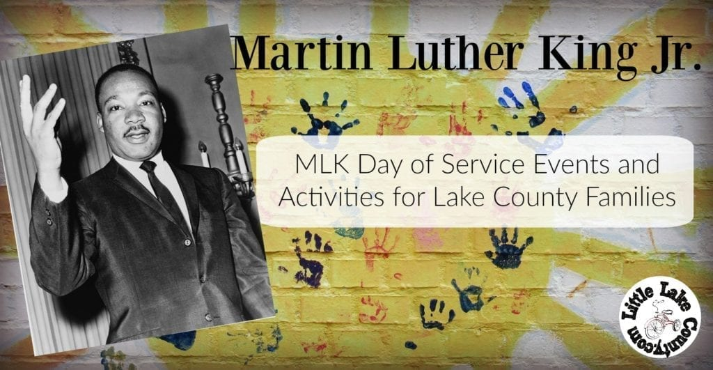 MLK Day of Service events Lake County