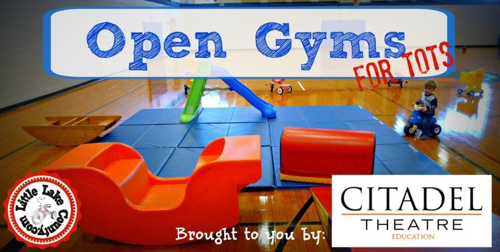 tot open gym in lake county