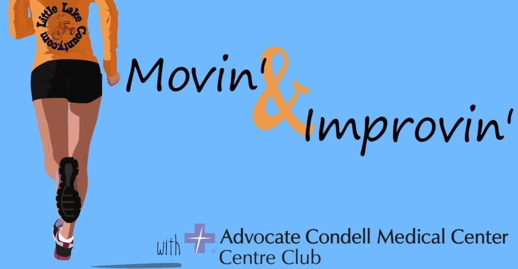 Movin' and Improvin' with Advocate Condell Centre Club