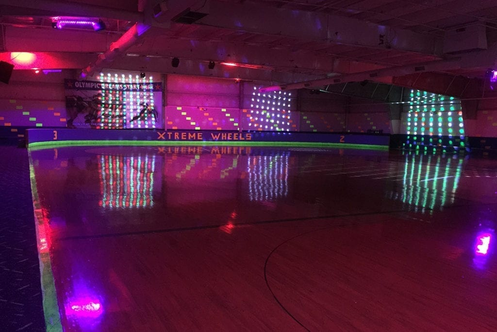 Xtreme Wheels Roller Rink