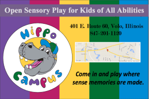 Sensory Storytime & Activity @ Hippo Campus | Volo | Illinois | United States