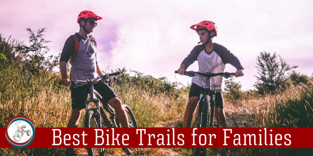 best bike trails for families in lake county