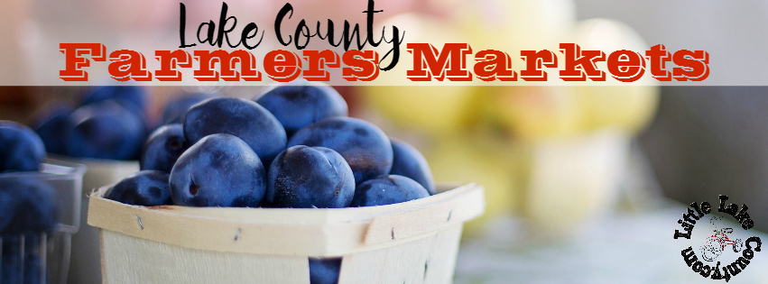lake county farmerrs markets