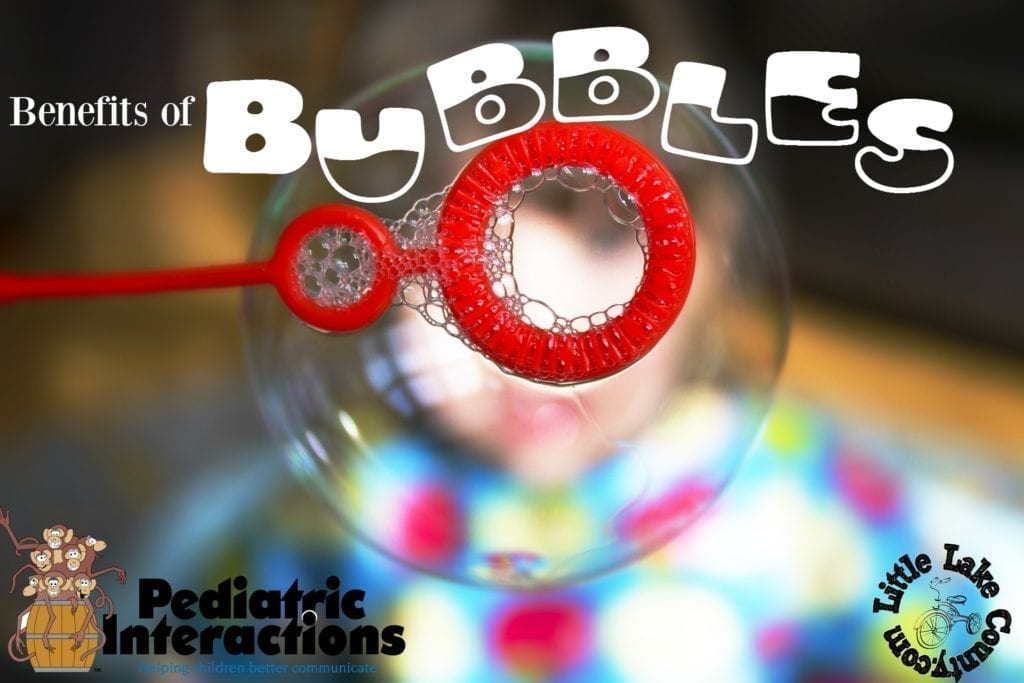 benefits of bubbles