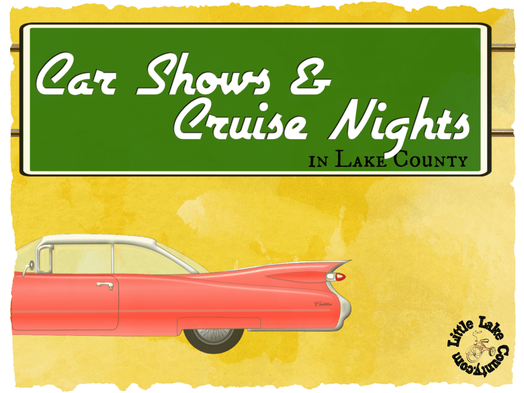 cruise nights lake county
