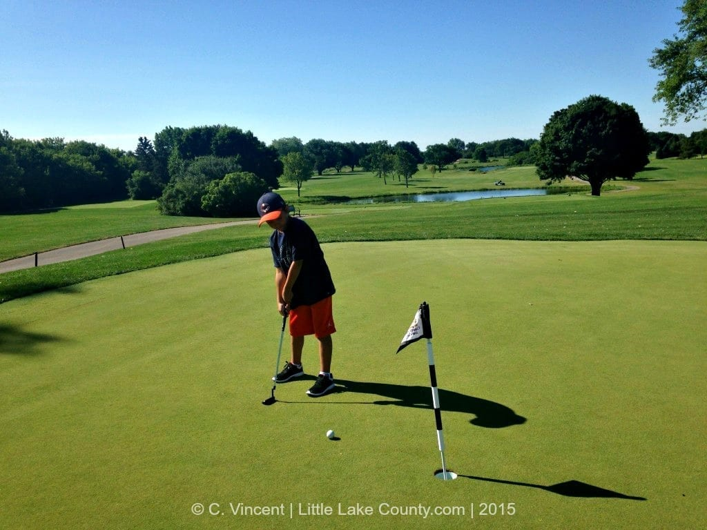 family golf lake county