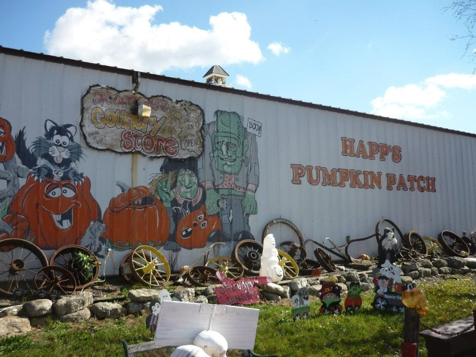 Photo Source: Happs Pumpkin Patch Facebook Page