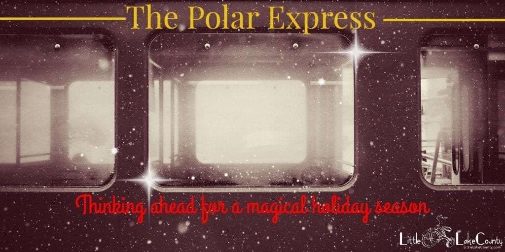 polar express in lake county
