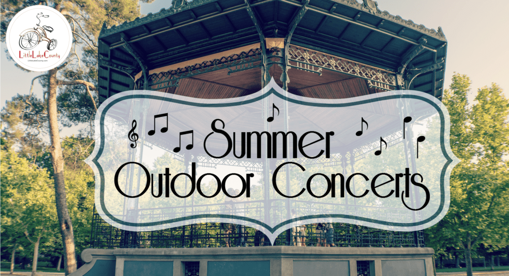 outdoor concerts lake county