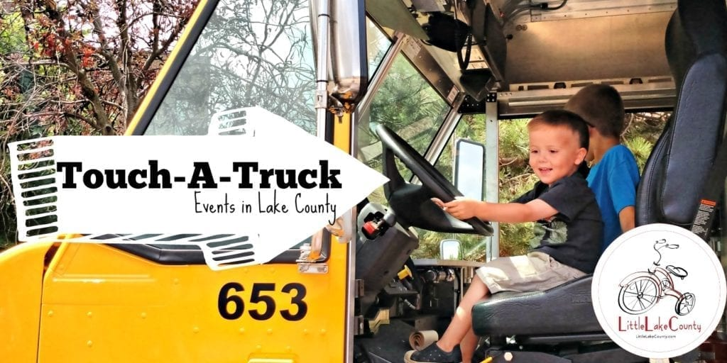 touch-a-truck events lake county