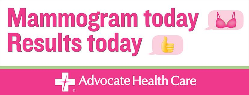 Advocate Health Care Mammography
