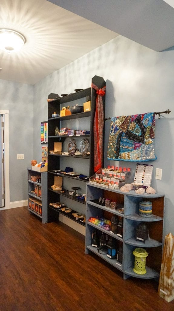 Mystical Moon Metaphysical Store at Lovelight Healing, Grayslake