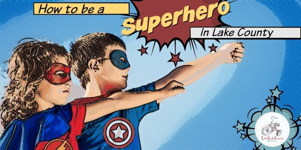 superhero classes lake county