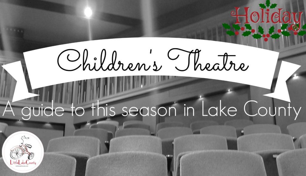 children's holiday theatre lake county