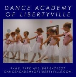 dance academy of libertyvillez