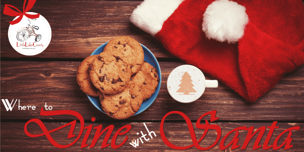 lake county dine with santa