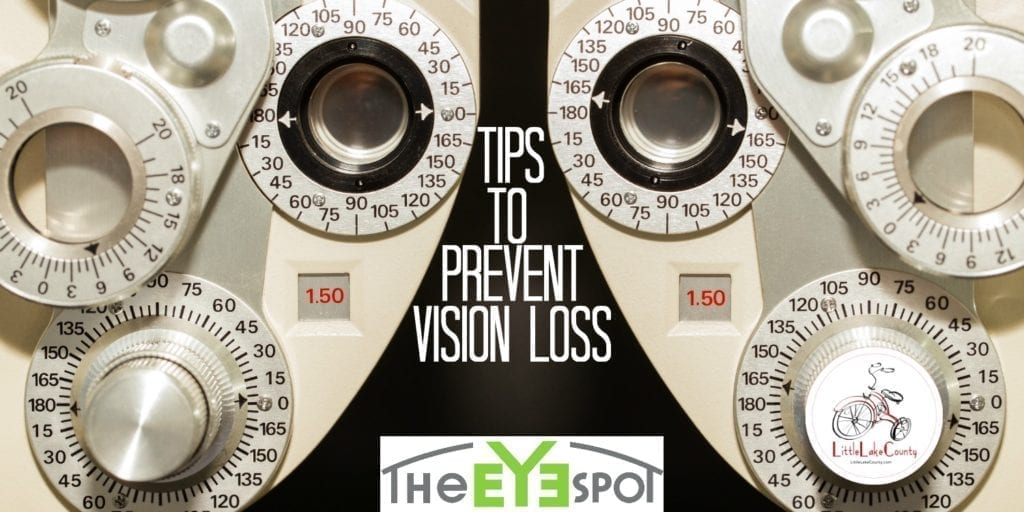 tips tto prevent vision loss