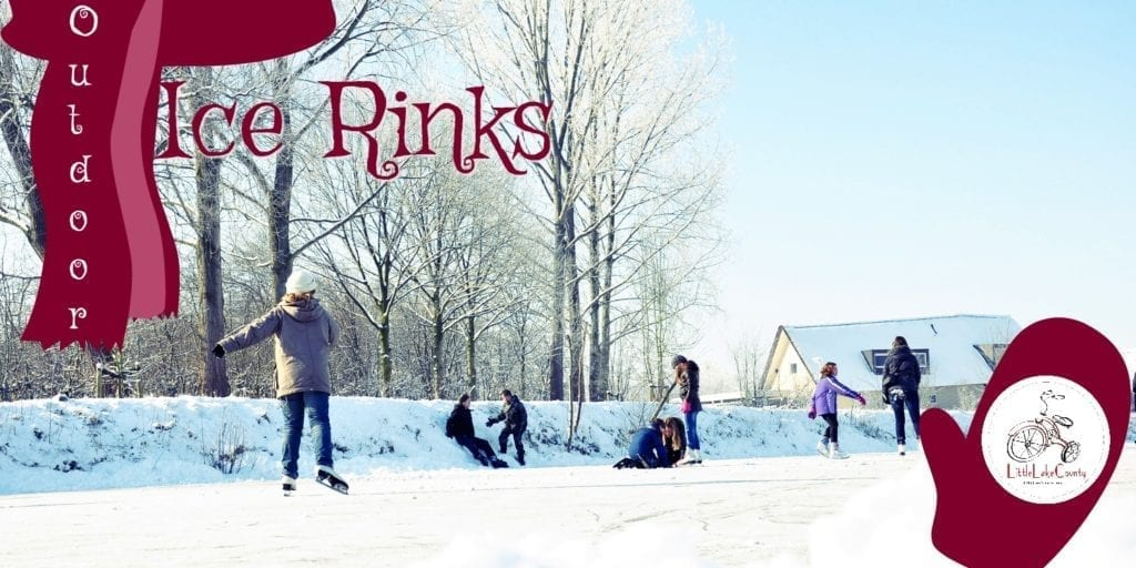 lake county outdoor ice rinks