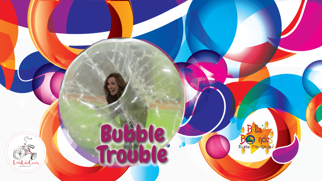 Bubble Trouble Header