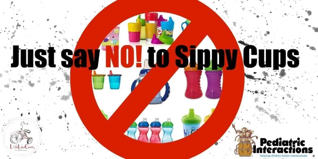 no sippy cups