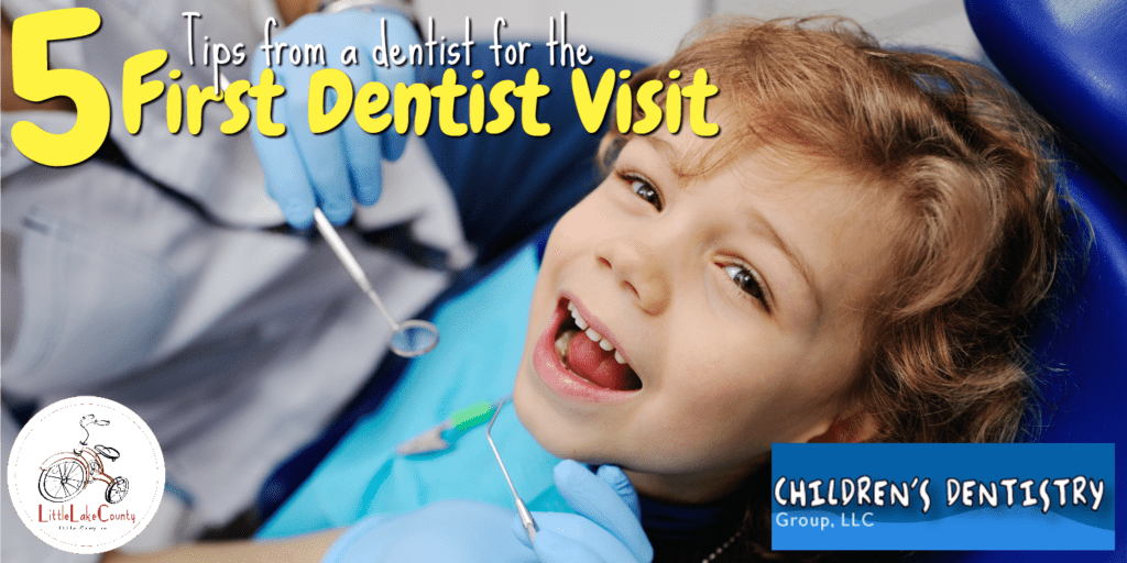tips for first dentist visit