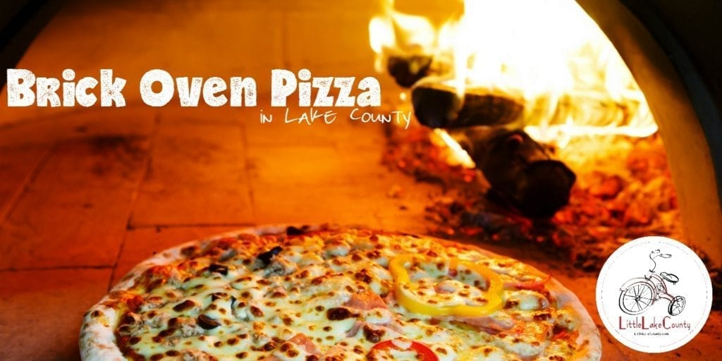 brick oven pizza lake county