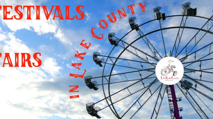 festivals and fairs in lake county