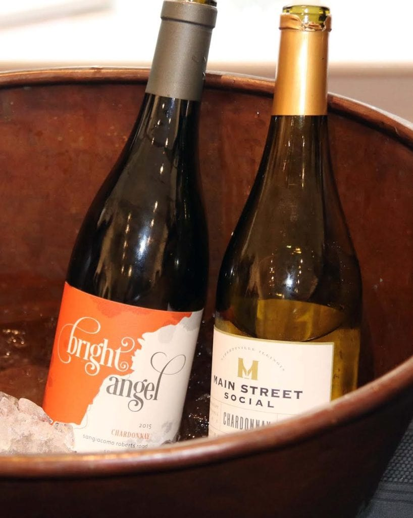 Main Street Social Bright Angel Wines Libertyville