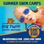 swim lessons crystal lake