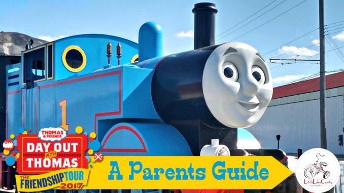 parents guide to day out with thomas