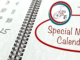 Lake County special needs calendar