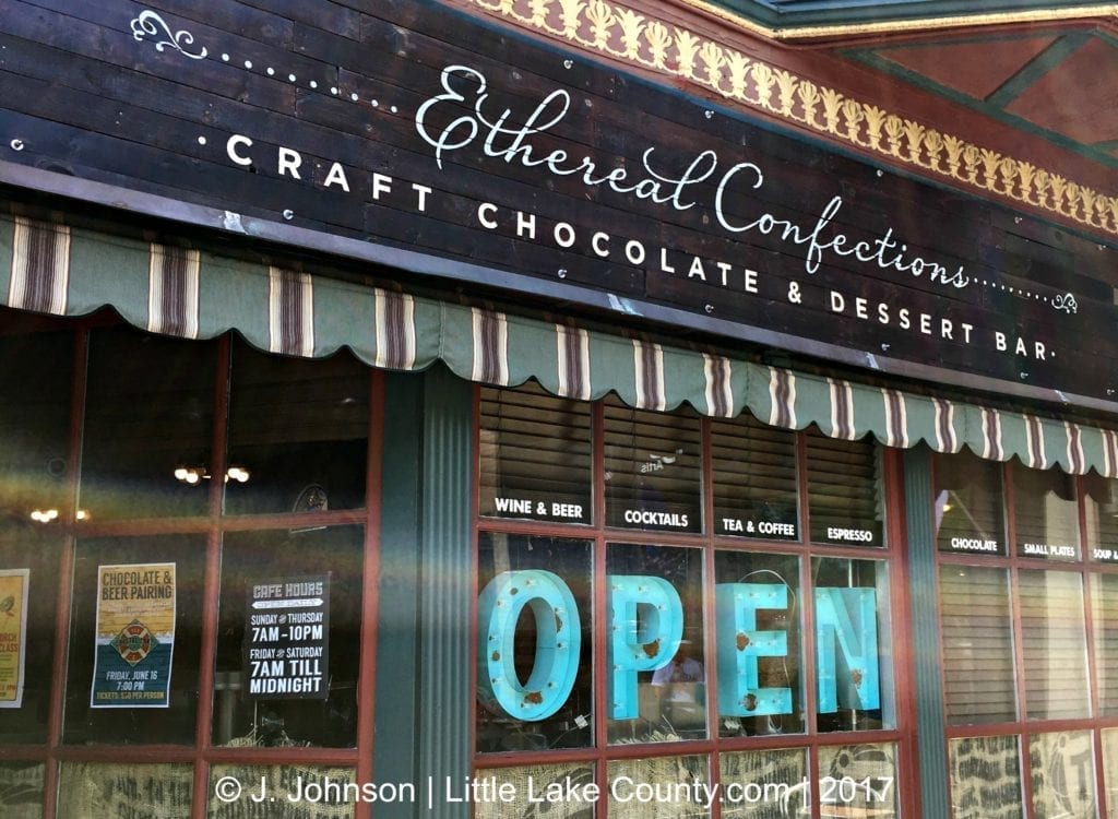Ethereal Confections, Woodstock