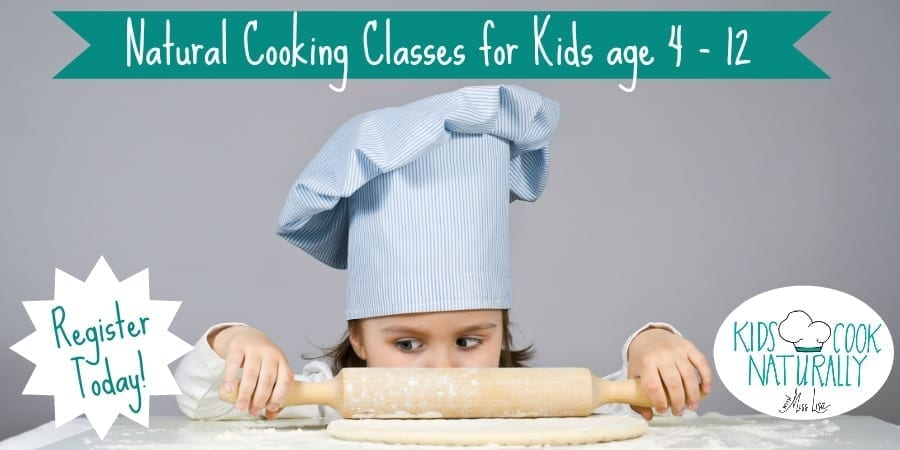 kids cook naturally